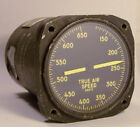 True Airspeed Aircraft Instrument Type ME-3A 0-650 K