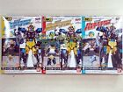 Bandai Go-Busters Go BUSTER Megazord Buster Hercules Candy Toy Set (Set of 3)