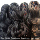 Clearance~ 2014 New Fashion Natural Long Wavy curly Ponytail Pony Hair Extension