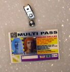 Fifth Element ID Badge-Multi Pass Leeloo Dallas