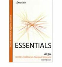 AQA ADDITIONAL APPLIED SCIENCE ESSENTIAL REVISION: WORKBOOK (THE ESSENTIAL SERIE