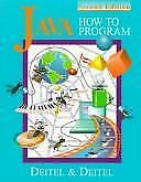 Java : How to Program (2e), Deitel, Harvey M. & Deitel, Paul J., Used; Good Book