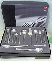 TWIN Cutlery 68 pieces MINIMUM Cutlery set 68 piece Stainless steel silver mat