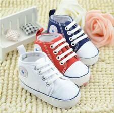 Infant Toddler Baby Boy Girl Soft Sole Walker Sneaker Shoes Newborn to18 Months