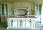 Provincial style Kitchen - Traditional design Hamptons style complete kitchen.