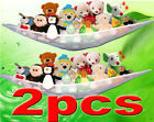 2PCS JUMBO Deluxe Pet Organize Corner Stuffed Animals Toys Toy Hammock Net /2