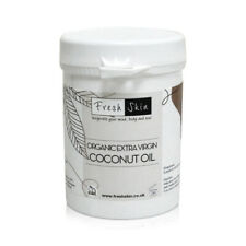250g 100% PURE ORGANIC VIRGIN COCONUT OIL (BAGGED)