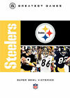 NFL Greatest Games - Pittsburgh Steelers Super Bowl Victories (DVD, 600mins.