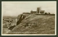 Uphill Old Church, Near Weston-Super-Mare, Somerset - Real Photographic Postcard