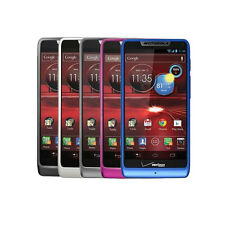 Motorola XT907 Droid Razr M 4G LTE Verizon 8GB Smartphone Good Condition