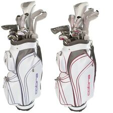 Cobra Bio Cell-S Complete Womens Package Golf Set Purple or Pink Right Handed