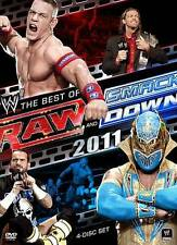 WWE: The Best of Raw and SmackDown 2011 651191950010