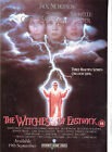 THE WITCHES OF EASTWICK FILM ADVERT MAGAZINE CLIPPING NOT A COPY