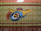 """FORD """" SUPER ROO DECALS """" Suit XY GT FALCON or Toolbox"""
