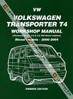NEW WORKSHOP REPAIR MANUAL VOLKSWAGEN TRANSPORTER VW KOMBI VAN T4 DIESEL 00-04