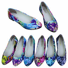 Fashion Ladies Ballerina Microsuede Pump Womens Slippers Flat Shoes Retro Shoes