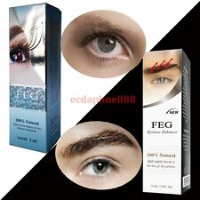 FEG Eyelash Enhancer / Eyebrow Enhancer Serum Liquid ORIGINAL 3ml Selection (gro