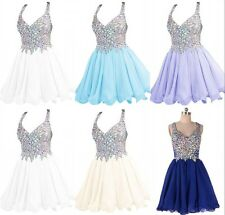 New Short Mini Cocktail Prom Party Evening Dresses Bridesmaid Homecoming Dresses