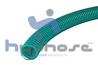 """11/4"""" Marine Green Waste Water Suction/Delivery Hose"""