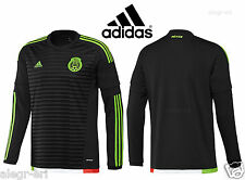 Mexico Home Jersey Long Sleeve Authentic Adidas