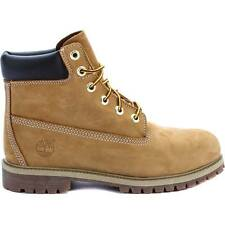 TIMBERLAND 6 INCH 6'' PREMIUM BOOT WHEAT CONSTRUCTION GS SZ SZ 4-7 Y * 12909 *