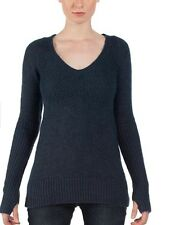BENCH SKIPSHOOTS WOMENS V NECK JUMPER WINTER