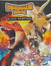 DINOSAUR KING BLACK RAMPAGE COLOSSAL  & GOLD/SILVER FOIL CARDS (LIST B)