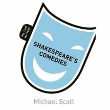 Shakespeare's Comedies: All That Matters,Scott, Mike,New Book mon0000061800
