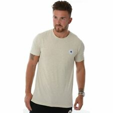 Converse Clothing 11861C Mens Cream T Shirt UKs Latest fashion Various sizes