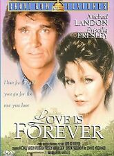 Love Is Forever (DVD, 1999, Front Row Features)Priscilla Presley, Michael Landon