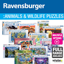 Ravensburger Animals & Wildlife Adult Jigsaw Puzzles - 22 designs to choose from