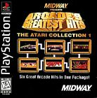 Arcade's Greatest Hits Atari Collection 1, Playstation game, No case