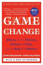 Game Change: Obama and the Clintons, McCain and Palin, and the Race of  (NoDust)