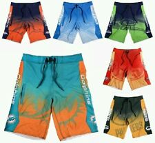NFL Men's Forever Gradient Team Logo Print Board Shorts - Pick Team