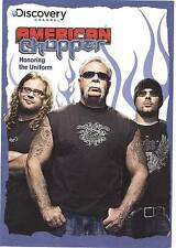 The Discovery Channel - American Chopper: Honoring The Uniform (DVD, Men Of Disc