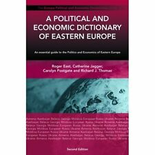 A Political And Economic Dictionary of Eastern Europe Roger East/ Catherine Jagg