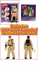 SDCC Exclusive The Real Ghostbusters Retro Action Peter Venkman MOC/New in Box
