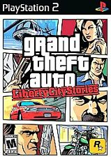 Grand Theft Auto: Liberty City Stories (Sony PlayStation 2, 2006)