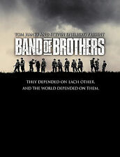 Band of Brothers ~ COMPLETE 10-PART HBO MINI SERIES ~ Like New 6-DISC DVD SET