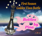I DREAM OF GENIE JEANNIE BOTTLE GOLDEN VINES DESIGN SPECIAL PRICE ONLY $189.00!