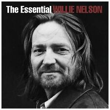 WILLIE NELSON - THE ESSENTIAL (REMASTERED) _ 2CD
