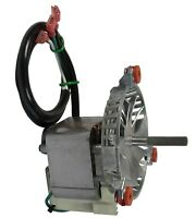 HARMAN PELLET STOVE EXHAUST- COMBUSTION BLOWER MOTOR - PP7613 - 3-21-08639