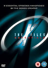 The X-Files - Essentials (DVD,2008) New & Sealed David Duchovny Gillian Anderson