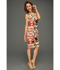 Maggy London Floral Bodycon Dress-With Tags Boutique Outlet now £25.00 (RRP £80)