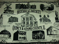 Historical Society Tapestry Throw Blanket Afghan #111