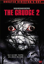 The Grudge 2 (DVD, 2007, Unrated; Director's Cut)