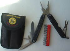 New Smith & Wesson Tool Multi-Tool Bit Set and Sheath