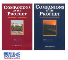 Companions Of The Prophet (PBUH) Islamic Muslim Book 1 & 2