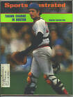 CARLTON FISK SPORTS ILLUSTRATED 1973 EXCELLENT BOSTON RED SOX