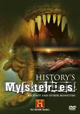Historys Mysteries - Bigfoot And Other Monsters - DVD - History Channel